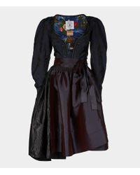 Vivienne Westwood Black Maloia Dress