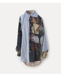 Vivienne Westwood Multicolor Lottie Shirt