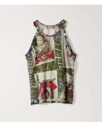 Vivienne Westwood Multicolor Rock Vest
