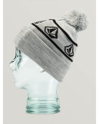 Volcom Multicolor Powder Beanie