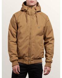 Volcom Natural Hernan Jacket for men