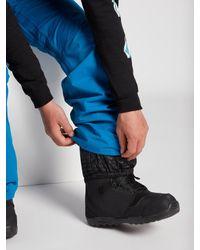Volcom Blue Mens Ventral Pants for men