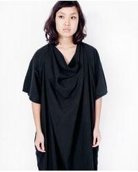 Uzi | Dune Dress / Black | Lyst