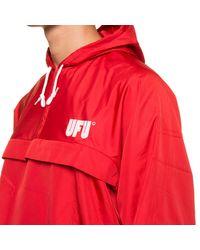 Used Future Red Ufu Anorak for men