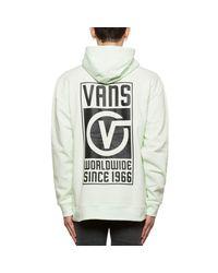 Vans - Green Worldwide Hoodie for Men - Lyst