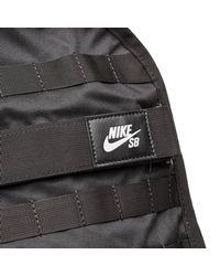 Nike Black Rpm Backpack for men