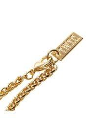 KTZ - Metallic Necklace for Men - Lyst