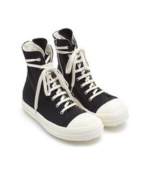 Rick Owens Drkshdw - Black Sneakers for Men - Lyst