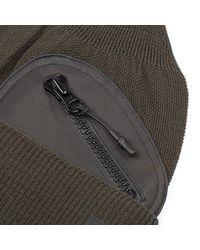 Y-3 | Green Pocket Beanie for Men | Lyst
