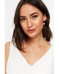 Wallis Pink Stone Jewellery Set