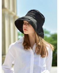 W Concept - Multicolor Manes Group Panama Hat - Lyst