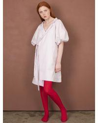 W Concept | 17 Summer Strap Shirts Dress (pink) | Lyst