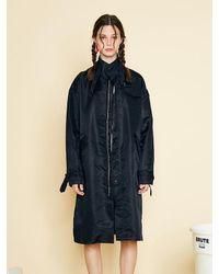 W Concept - Blue [unisex] Sd Field Jacket-black - Lyst