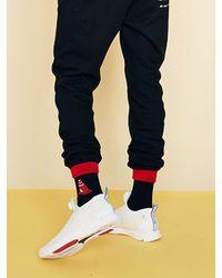 W Concept - [unisex] Sd Cone Socks Black for Men - Lyst