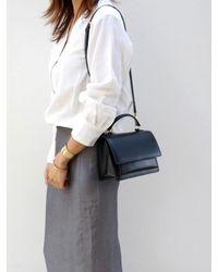 DEMERIEL Multi-classic Bag Black Mini