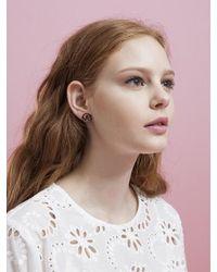 VERT BERRY - Multicolor Vb Earring - Lyst