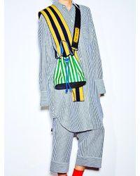 W Concept | Blue Stripe Jori | Lyst