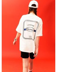 W Concept Red [unisex] Excellent Tee