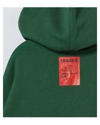 Studio Concrete | Embroidered Logo Hoodie Green for Men | Lyst