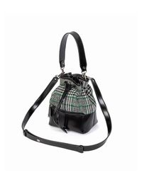 388385ed Atelier Park Geo Bucket Bag_black in Black - Lyst