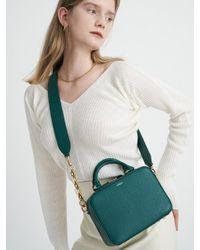 DEMERIEL Multicolor Square Bag Medium
