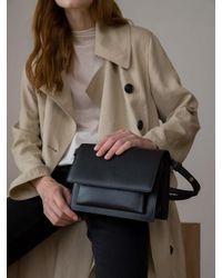 DEMERIEL - Classic Bag Black Medium - Lyst