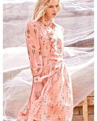 UNTAGE - Mugunghwa Dress Pink - Lyst
