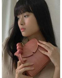 DESMAMAN - Bloom Bag Blush Pink - Lyst