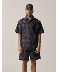 OVERR - [unisex] Senancour Black Shirt for Men - Lyst