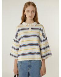 ADER ERROR Multicolor Funky Knitwear Stripe