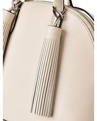 Loeffler Randall - Multicolor Dome Satchel (pebble Leather/tassel) - Lyst
