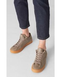Whistles Multicolor Folly Unlined Soft Trainer