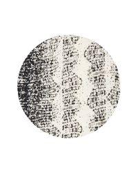 Whistles - Gray Snake Print Crew Knit - Lyst