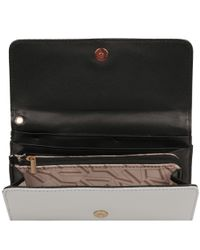 Wilsons Leather - Multicolor Marc New York Mindy Fold Over Faux-leather Wallet - Lyst