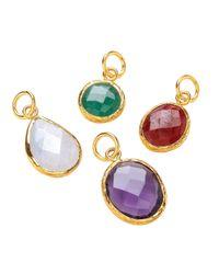 Ottoman Hands Multicolor Ruby Charm