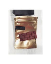 Tadam! Design - Metallic Glossy Gold Heart Earrings - Lyst