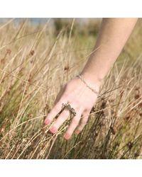 Bug | Metallic Anita Bracelet | Lyst