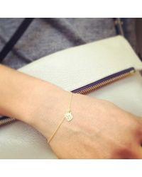 Enelle - Metallic Fraise Bracelet - Lyst