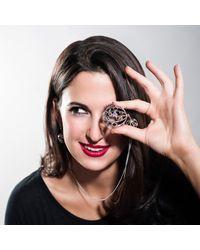 Manja - Metallic Divotra Necklace - Lyst