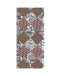 Kekkai - Multicolor Flower Diamonds Silk Scarf - Lyst