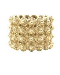 Vanilo - Metallic Rafaela Ring - Lyst