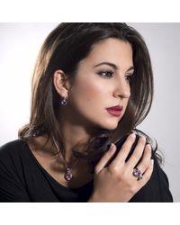 Manja | Lana Blue Topaz & Iolite Earrings | Lyst