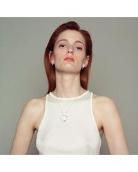 Nina Kastens Jewelry - Metallic Paula Necklace Gold - Lyst