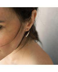 GFG Jewellery - Metallic Ellie Duo Earrings - Lyst