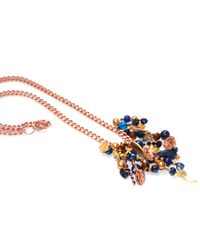 Miss High & Low | Multicolor Arabian Necklace | Lyst