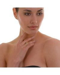 Alexandra Alberta - Metallic Cleopatra Ring - Lyst