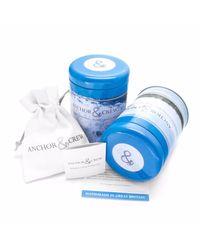 Anchor & Crew - Blue Sodalite Starboard Silver & Stone Bracelet for Men - Lyst
