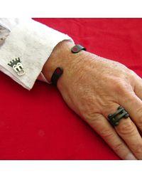 Jan D - Red Dot Bracelet One - Lyst