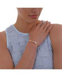 Alexandra Alberta - Metallic Liberty Rose Gold Bracelet - Lyst