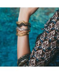 Vitae Ascendere - Multicolor Wave Bracelet - Lyst